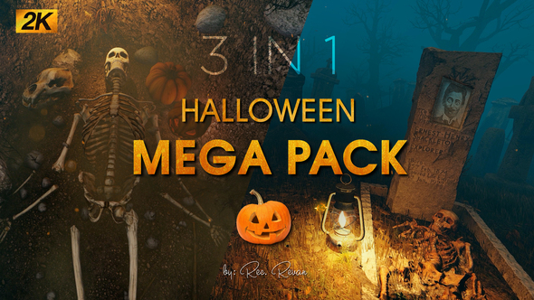 Halloween Mega Pack Download Free