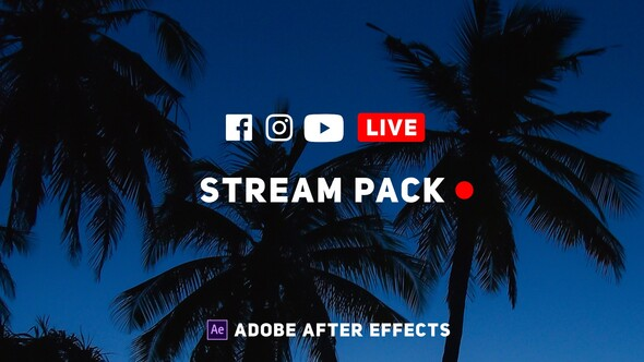 Online Live Streaming Pack Download Free