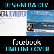 Facebook Timeline Cover - Web Developer & Designer - GraphicRiver Item for Sale
