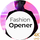 Typography Fashion Promo - Bold Typo Fast Opener Titles - VideoHive Item for Sale