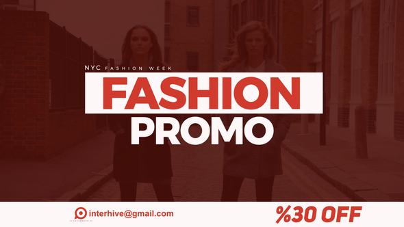 Fashion Promo / Opener Download Free