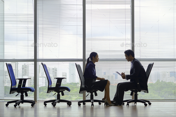 Business people working in team - Stock Photo - Images