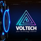 High Tech Glitch Logo Pack - VideoHive Item for Sale
