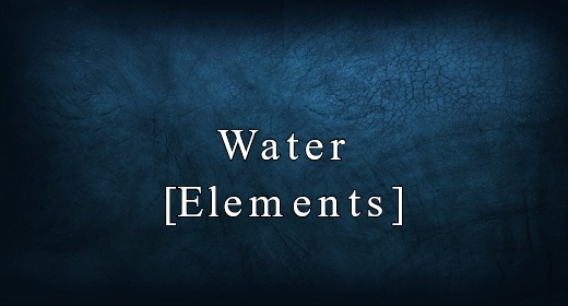 Water [Elements]