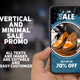 Vertical And Minimal Sale Promo - VideoHive Item for Sale