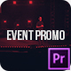 Event Promo Business Conference - VideoHive Item for Sale
