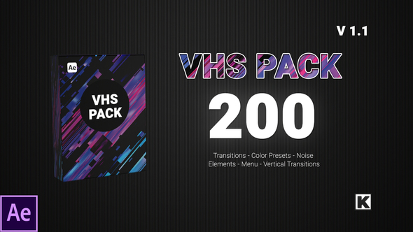 VHS PACK Download Free