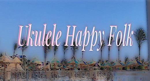 Ukulele Happy Folk