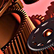 Metal Cogs And Gears - VideoHive Item for Sale
