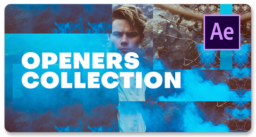 Openers | After Effects Templates