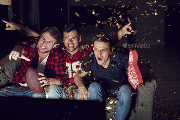 It was a significant victory - Stock Photo - Images