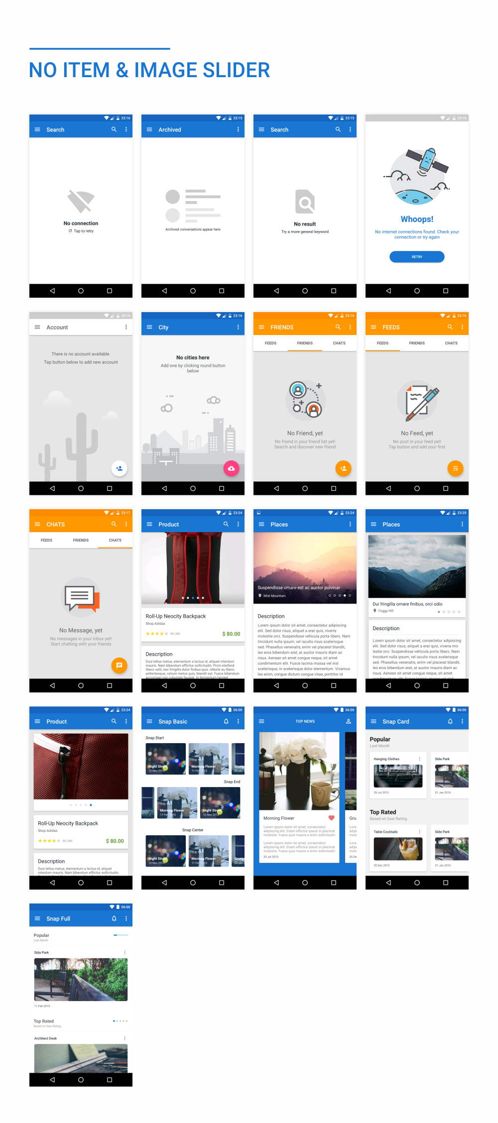 MaterialX - Android Material Design UI Components 2.5 - 42