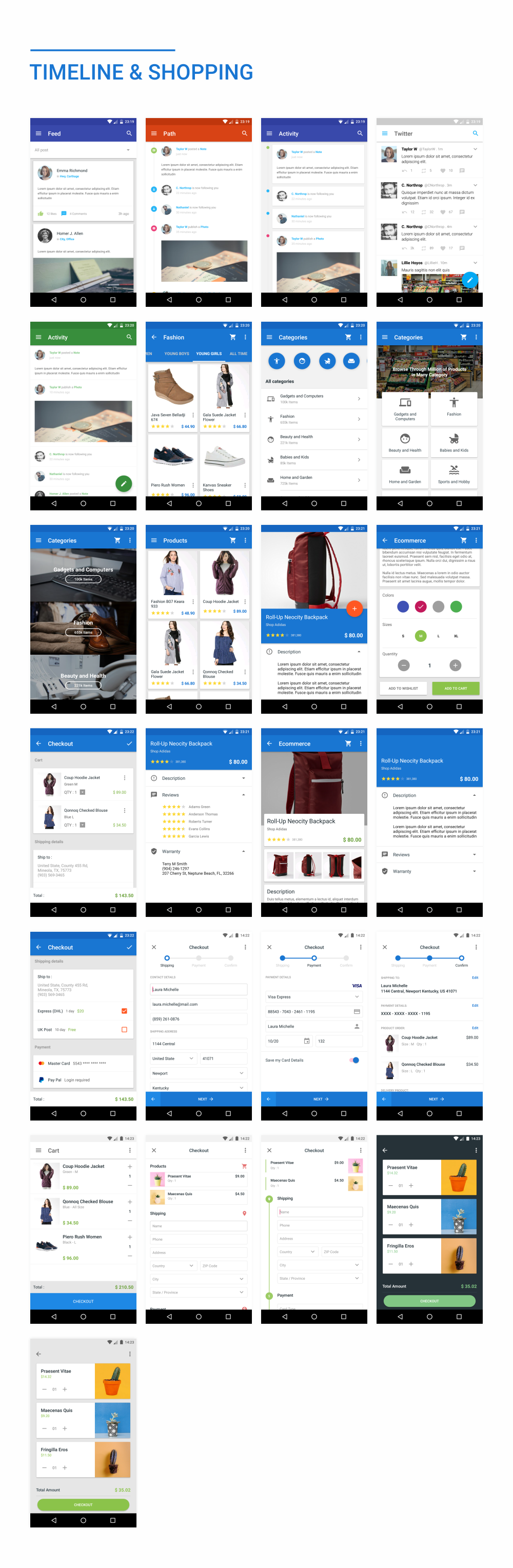 MaterialX - Android Material Design UI Components 2.5 - 44
