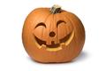 Orange kind smiling Halloween pumpkin - PhotoDune Item for Sale