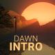 Dawn Intro - VideoHive Item for Sale