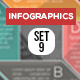Infographics Set 9 - VideoHive Item for Sale