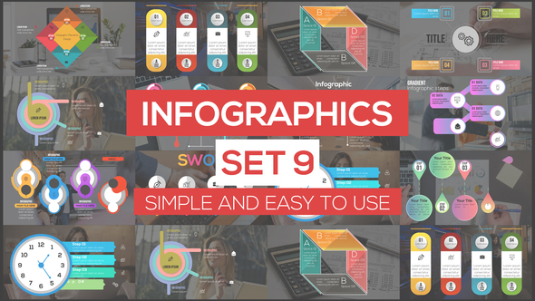 Infographics Set 9 Download Free