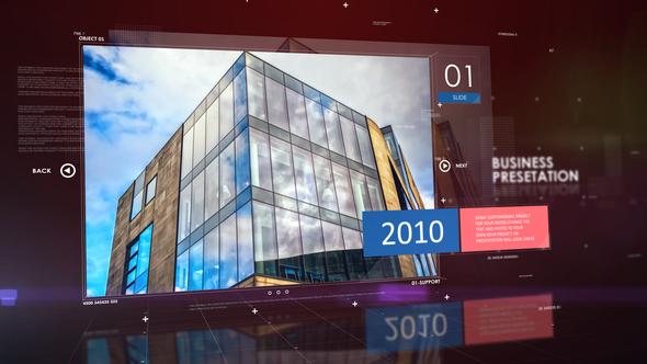 Architecture Business Presentation Download Free