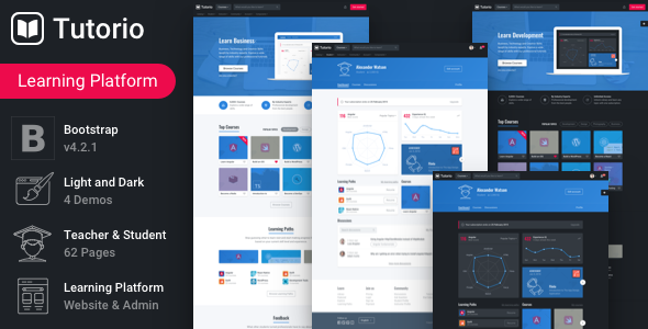 Special Tutorio - Education Platform and Learning Management System