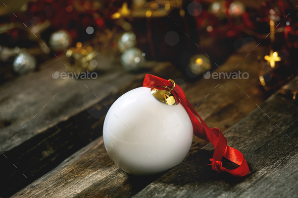 Christmas toys collection - Stock Photo - Images