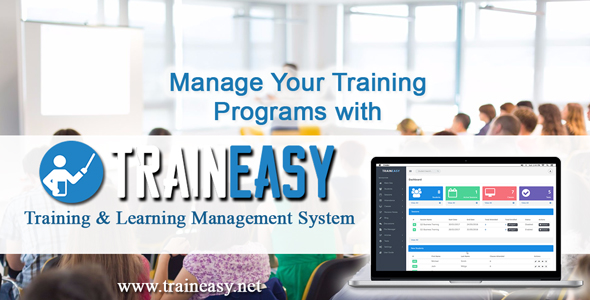 Training & Learning Management System - TrainEasy