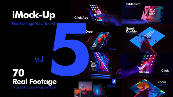 iMock-Up Real Footage Vol 5 Toolkit Download Free