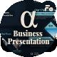 Alpha Business Presentation - VideoHive Item for Sale