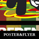 Poster & Flyer Redemption Roots Party - GraphicRiver Item for Sale