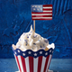 Patriotic Fourth of July Cupcakes - PhotoDune Item for Sale