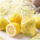 Elderflower syrup in a glass - PhotoDune Item for Sale