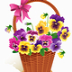 Pansies - GraphicRiver Item for Sale