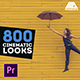Cinematic Looks | Color Presets Pack - Premiere Pro - VideoHive Item for Sale