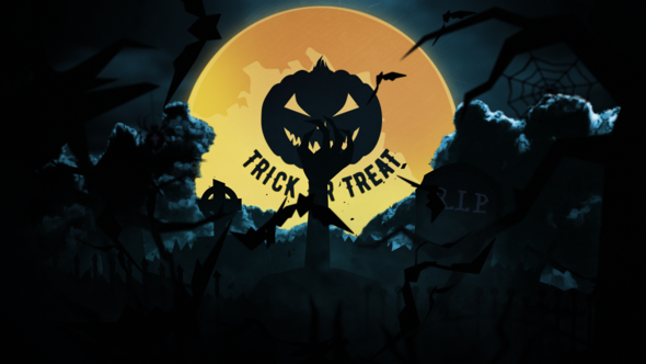 Halloween Logo Download Free