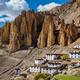 Dhankar village, Spiti Valley, Himachal Pradesh, India - PhotoDune Item for Sale