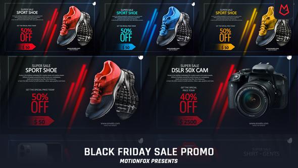 Black Friday Super Sale Promo Download Free