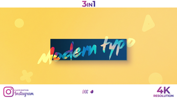 Modern Typo Opener Download Free