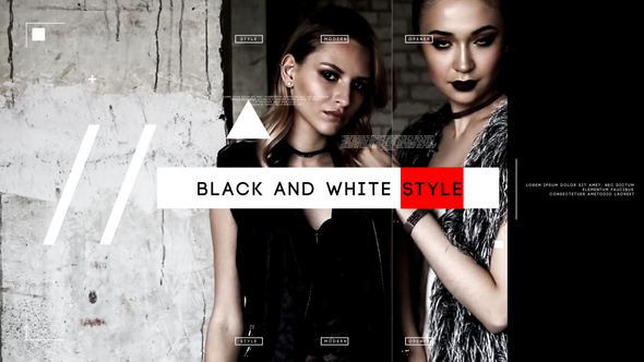 Typographic Elegant Intro Download Free