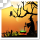 Halloween Backgrounds and Overlay - VideoHive Item for Sale