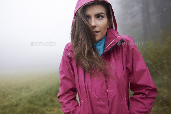 Winter is coming very fast - Stock Photo - Images