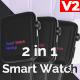 Smart Watch 3D Model Mockup - App Promo - VideoHive Item for Sale