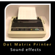 Dot Matrix Printer Sounds