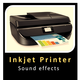 Inkjet Printer Sound