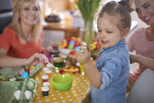 This one will be the most colorful - Stock Photo - Images
