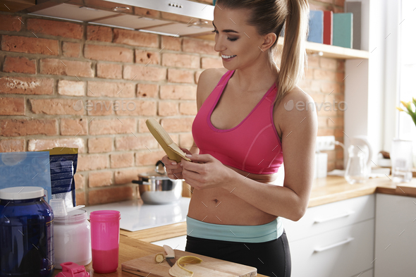 Preparing food for all day - Stock Photo - Images
