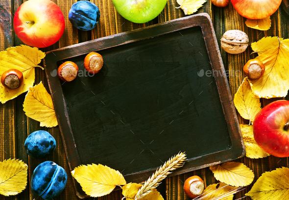 autumn harvest - Stock Photo - Images