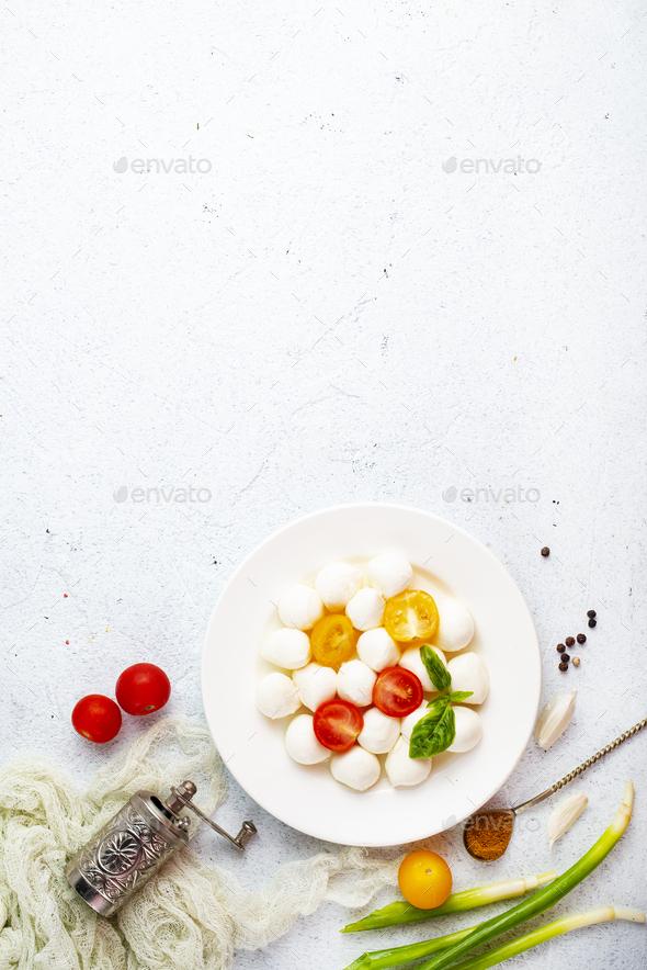 mozzarella - Stock Photo - Images
