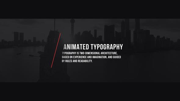 Typographic Elements | Premiere Pro