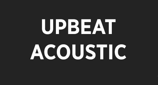 Upbeat Acoustics