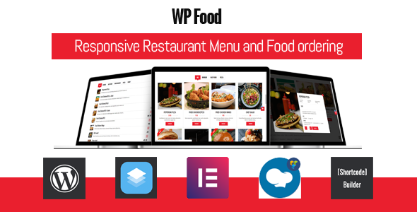 WP Food - Restaurant Menu & Essen bestellen