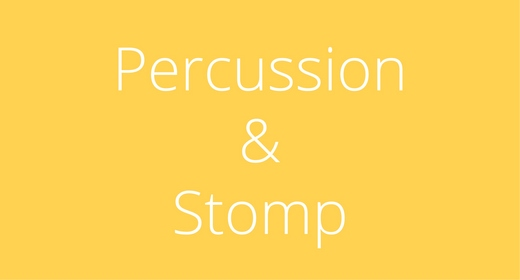 Percussion & Stomp